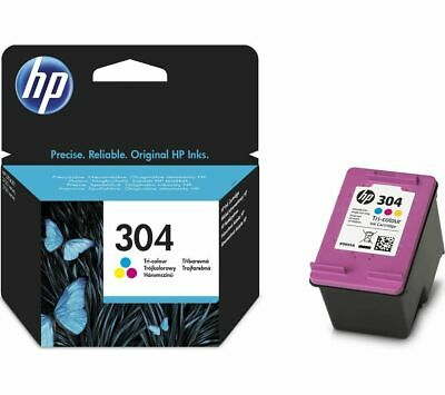 HP 304 Tri-colour Ink Cartridge - Currys • 14.99£