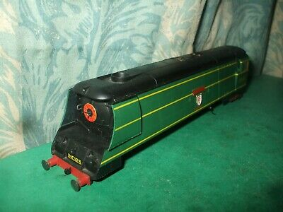 Hornby Sr Unrebuilt West Country Class Loco Body Only - Blackmoor Vale • 49.75£