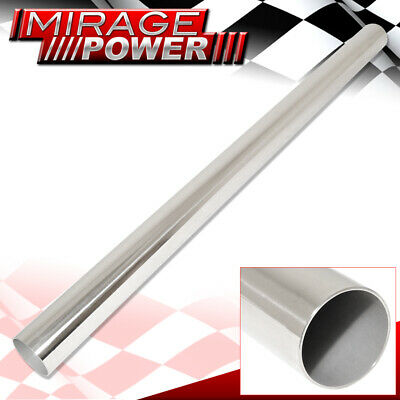$70.99 • Buy T304 Stainless Steel 14 Gauge Downpipe Exhaust 4Inch Od 4 Feet Long For Bmw