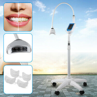 AU289.01 • Buy Dental Mobile Teeth Whitening Machine Accelerator LED Cold Lamp Bleaching Touch