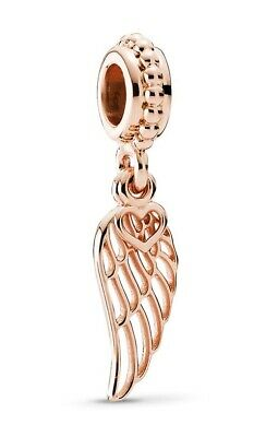Genuine Pandora Rose Gold Love And Guidance Pendant Charm 781389 ALE R • 14.99£