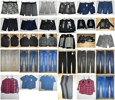Twin Boys Clothes Multi Listing Age 8,9,10 & 11 Years New & Used • 6.95£