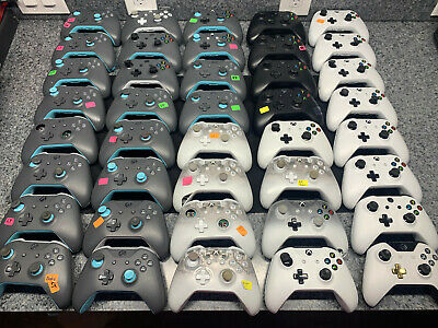 $229.99 • Buy Lot Of 10x Microsoft Xbox One Limited Mixed 1708 1697 Controller As Is For Parts