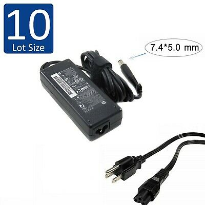 $ CDN166.07 • Buy Lot Of 10 Genuine HP 90W Laptop Charger AC Power Adapter 677777-003 19V 4.74A