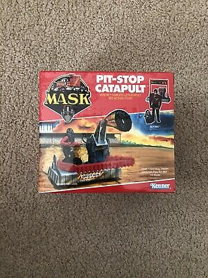 $300 • Buy M.A.S.K. Pitstop Catapult MISB Mask