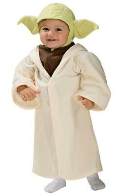 Rubies Childs Star Wars Yoda Costume - Toddler Or Infant • 21.99£