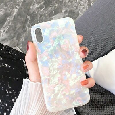 AU5.33 • Buy Case For IPhone XR XS MAX 8 7 6 Plus ShockProof Marble Phone Cover Silicone