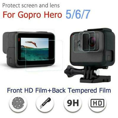 $ CDN4.46 • Buy Camera Accessories Lens & Screen Protector Film For Gopro Super 6 Hero 5 7 C8V9