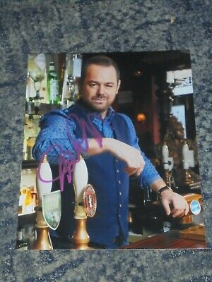 £6.99 • Buy DANNY DYER - EASTENDERS - 10x8  PHOTO  SIGNED. (92)