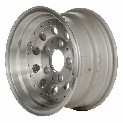 $165.42 • Buy 01701 Factory, OEM Reconditioned Wheel 15 X 7.5; As Cast W/Machined Face