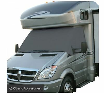$55.25 • Buy Classic Accessories 78634  Windshield Cover RV COVERS-ACCESSORIES