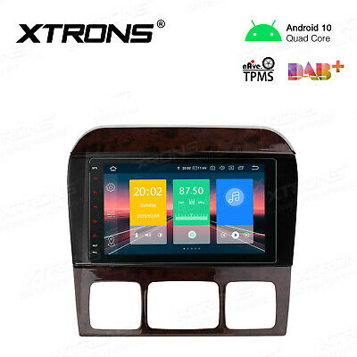$279.99 • Buy 7  Android 10 4Core Car DVD Radio Stereo GPS Wifi For Mercedes Benz S-Class W220