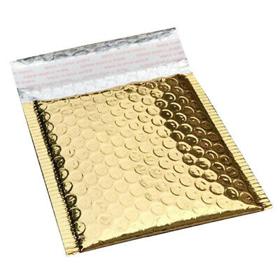 AU21.88 • Buy 40Pcs Bubble Postage Shipping Bags Envelopes Package Birtays Bright Surface T1B4