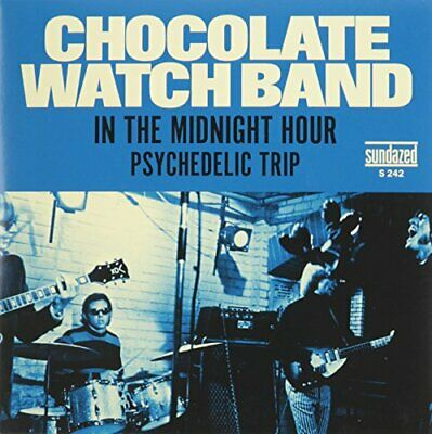 Chocolate Watch Band - In The Midnight Hour / Psyched - 7  Vinyl - New • 12.73£