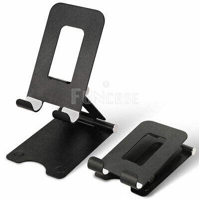 $8.99 • Buy Cell Phone Tablet Switch Stand Aluminum Desk Table Holder Cradle Dock IPhone