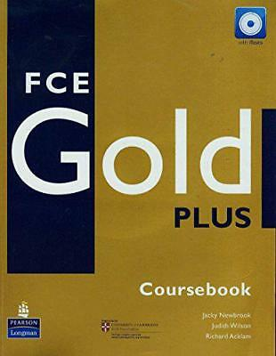 £38.69 • Buy FCE Gold Plus By Mrs Jacky Newbrook, Judith Wilson, NEW Book, FREE & FAST Delive