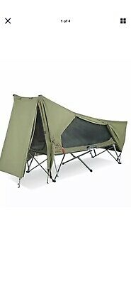 £310.93 • Buy New Oztent Jet Tent Bunker Stretcher Superfine Insect Mesh 1 Person Camping&Hike