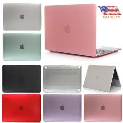 $6.95 • Buy For MacBook Air 11 13 Inch 12  Retina Pro 13  Shockproof Hard Case Cover Skin