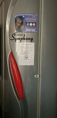 Tansun Symphony Sunbed 48 Tube 225w Standup With Changing Cubicle.  • 1,500£