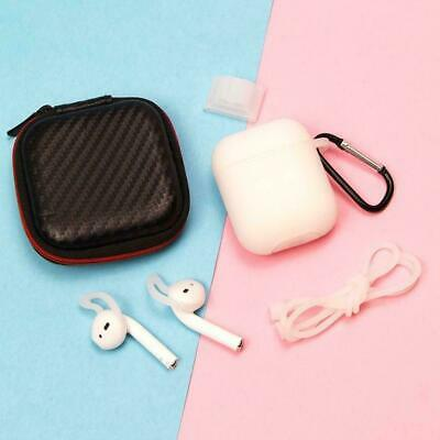 $ CDN7.08 • Buy For AirPods Accessories Case Kits Earphone Charging Protector Best Cover A8V7