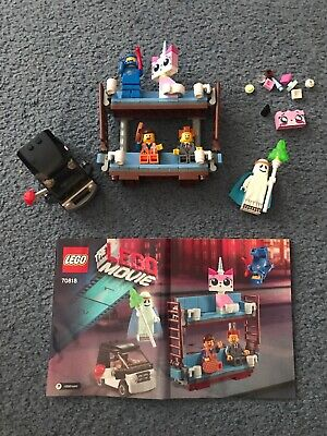 $ CDN66.66 • Buy LEGO Movie Double-Decker Couch #70818 COMPLETE W/ Instruction Manual — Retired