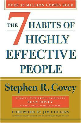 AU28.24 • Buy The 7 Habits Of Highly Effective People: 30th Anniversary Edition By Stephen R.