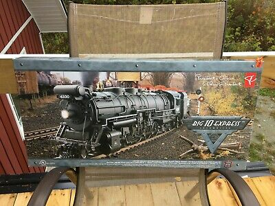 $ CDN225 • Buy Presidents Choice Big 10 Express Canadian National Train Set Ho Scale