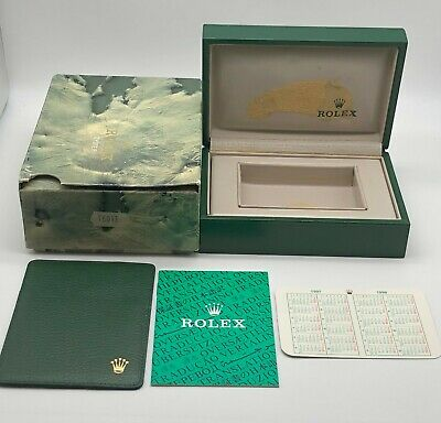 $ CDN95.04 • Buy Genuine Rolex 16013 Datejust Watch Box 68.00.2 / 0421013