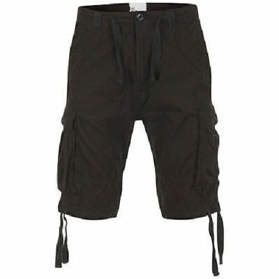 Men's Cargo Shorts In Green Waist 28 Inches From 55 Soul New • 8.40£