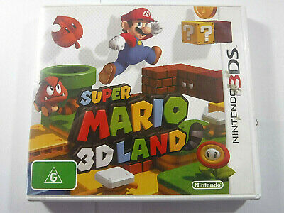 AU11.90 • Buy Super Mario 3D Land Nintendo 3DS DS (*CASE ONLY*)