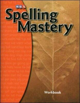 AU23.41 • Buy Spelling Mastery Level A, Student Workbook, Mcgraw-Hill 9780076044818 New..