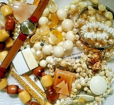 $ CDN49.99 • Buy Vintage To Now Jewelry Lot Wearable Resell Sterling Signed New Misc Nice No Junk