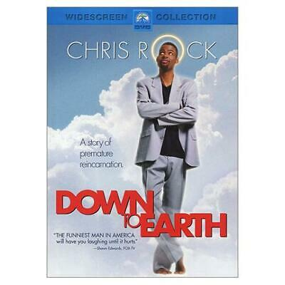 £4.43 • Buy Down To Earth - DVD GD