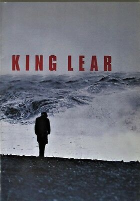 £7.50 • Buy 2002 Almeida Theatre Programme Shakespeare;s  King Lear  Oliver Ford Davies