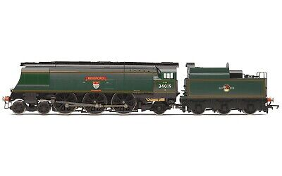 Hornby R3638 BR (Original) West Country Class, 4-6-2, 34019 Bideford - Era 5 • 184.99£