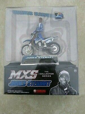$100 • Buy 2011 MXS The Collector Series James Stewart Yamaha 450 Moto X Supercross Limited