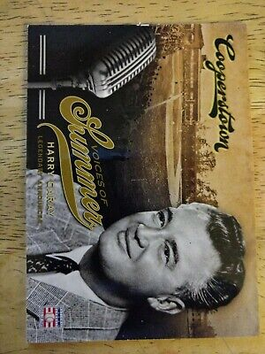 $1.04 • Buy 2012 Panini Cooperstown Voices Of Summer #2 Harry Caray (5110)