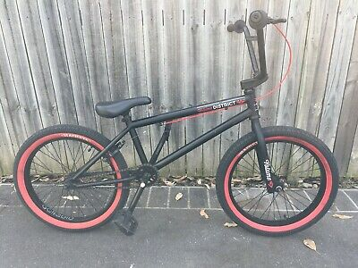 AU300 • Buy 2014 Volume District BMX Bike Excellent Condition Bicycle