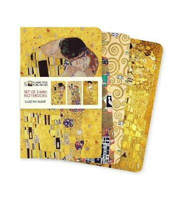 $ CDN20.36 • Buy Gustav Klimt Mini Notebook Collection (English) Paperback Book Free Shipping!