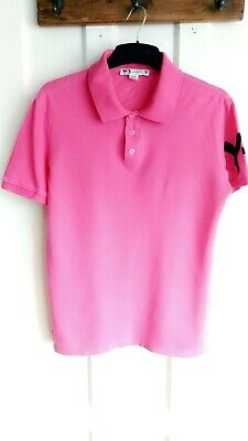 Adidas Y3 T Shirt Size Small, Pink, Men's • 20£