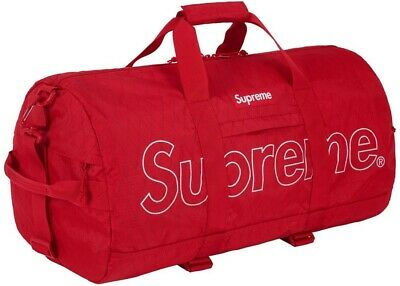$ CDN300 • Buy Supreme Duffle Bag (FW18) Red