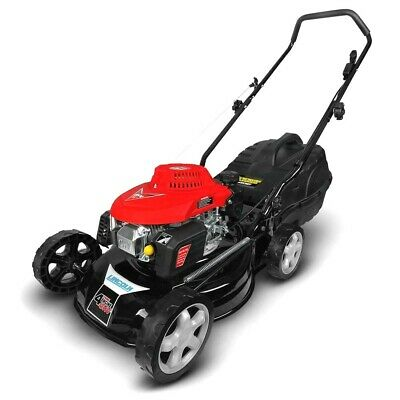 AU229.99 • Buy 98cc Lincoln 410mm (17 ) Petrol Lawn Mower Grass Cutting Cutter - L17D 1.3kW NEW