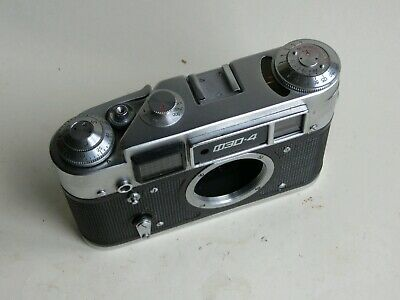 $33.99 • Buy FED 4 Russian Leica M39 Mount Camera BODY Only