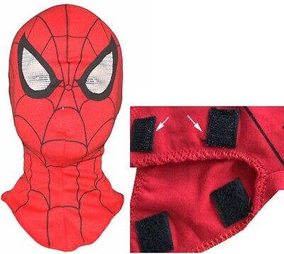 £7.99 • Buy Adult Kids Spider Man Mask Cosplay Fancy Dress Costume Party