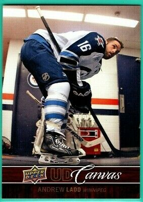 $0.74 • Buy Andrew Ladd  ** 2012-13 Upper Deck **  Ud Canvas #c87  **  Jets  **