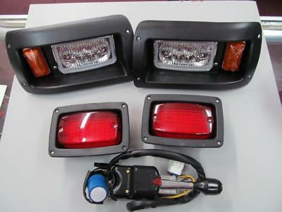 $141.95 • Buy Club Car Ds Golf Cart Delux Led Light Kit With Turn Signal & Brake Light#1001l
