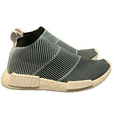 $ CDN70 • Buy ADIDAS NMD Boost CS1 City Sock Parley PK Primeknit Slip On Sneaker Size 9