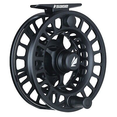 $400 • Buy Sage Spectrum LT Reel - Stealth - ALL SIZES - FREE LINE/BACKING - FREE SHIPPING