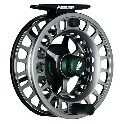 $375 • Buy Sage Spectrum LT Reel - Black Spruce - ALL SIZES - FREE LINE BACKING SHIPPING