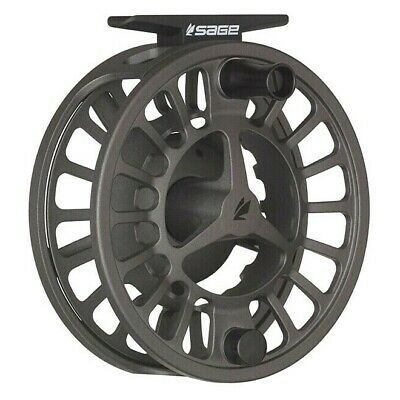 $150 • Buy Sage Spectrum C Fly Reel Grey - ALL SIZES - FREE LINE/BACKING - FREE FAST SHIP